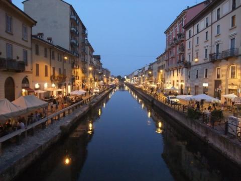 ただいまイタリアdeミラネーゼ ◆◇ オオサカネーゼのイタリア生活 ◇◆-naviglio20