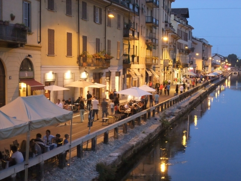 ただいまイタリアdeミラネーゼ ◆◇ オオサカネーゼのイタリア生活 ◇◆-naviglio21