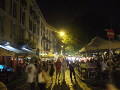 ただいまイタリアdeミラネーゼ ◆◇ オオサカネーゼのイタリア生活 ◇◆-naviglio25