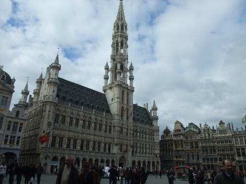 ただいまイタリアdeミラネーゼ-belgium27