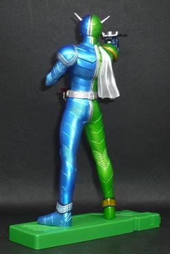 仮面ライダーダブル サイクロントリガー