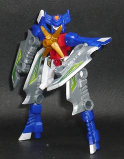チェンジバトラー ブレードスター ロボットモード