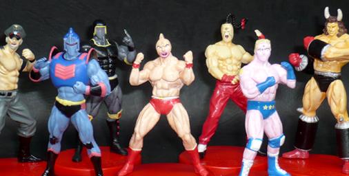 ポッカ×キン肉マン 夢の最強タッグ オリジナルフィギュア