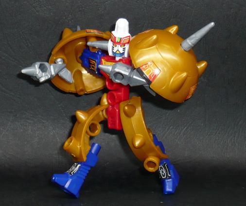 チェンジバトラー ゴーハンマー ロボットモード