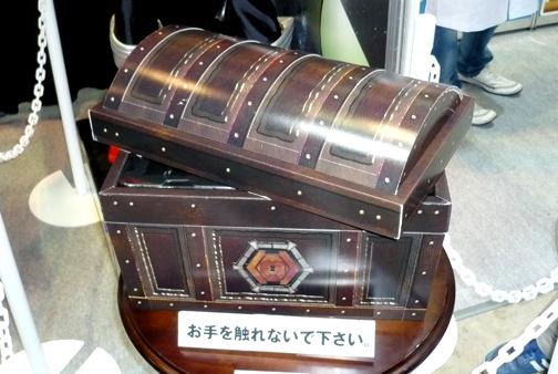 次世代ワールドホビーフェア'11 Summer 特製レンジャーキーボックス