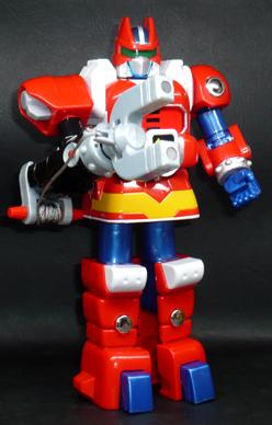 ロボタック スペシャルモード パワーアーム マグネユニット