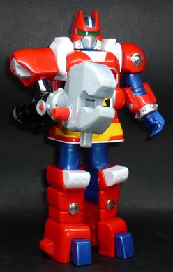 ロボタック スペシャルモード パワーアーム レンチユニット
