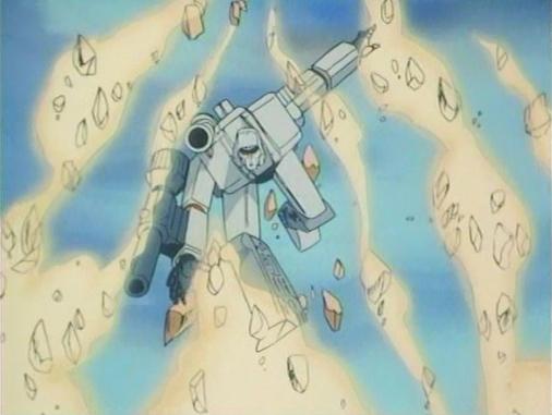 戦え!超ロボット生命体トランスフォーマー 第4話「スペース・ブリッジ作戦」