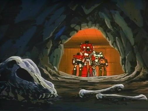 戦え!超ロボット生命体トランスフォーマー 第7話「ダイノボット誕生!」
