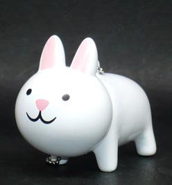 ハッピージャングル アニマルボールペン ウサギ