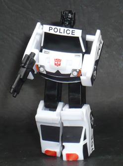 ストリートワイズ ロボットモード