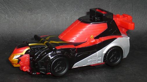 ライドあんどゴー01 バスタービークル CB-01チーター
