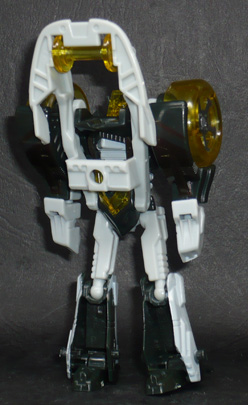 オートランダー ロボットモード