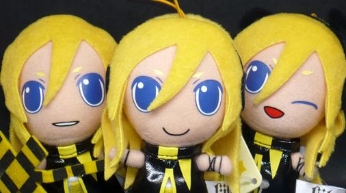 Lily from anim.o.v.e ぬいぐるみマスコット