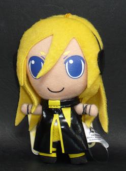 Lily from anim.o.v.e ぬいぐるみマスコット リリィA