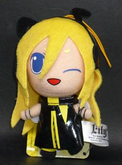 Lily from anim.o.v.e ぬいぐるみマスコット リリィC