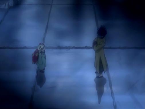MÄR -メルヘヴン- 第6話「氷の中の少女、スノウ」