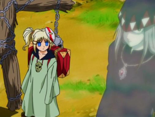 MÄR -メルヘヴン- 第66話「レギンレイヴ姫の秘密」