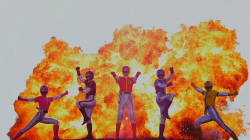 ゴーカイジャー ゴセイジャー スーパー戦隊199ヒーロー大決戦 主題歌 「スーパー戦隊 ヒーローゲッター〜199Ver,」 1983 科学戦隊ダイナマン