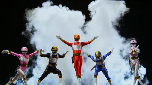 ゴーカイジャー ゴセイジャー スーパー戦隊199ヒーロー大決戦 主題歌 「スーパー戦隊 ヒーローゲッター〜199Ver,」 1985 電撃戦隊チェンジマン