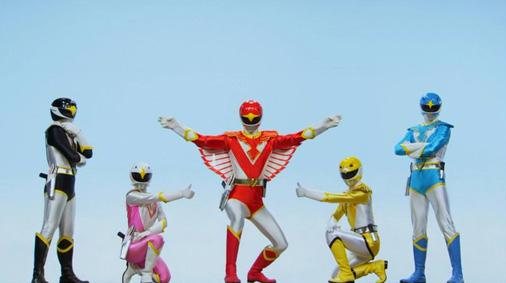 ゴーカイジャー ゴセイジャー スーパー戦隊199ヒーロー大決戦 主題歌 「スーパー戦隊 ヒーローゲッター〜199Ver,」 1991 鳥人戦隊ジェットマン