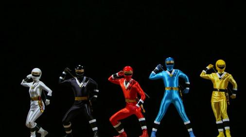 ゴーカイジャー ゴセイジャー スーパー戦隊199ヒーロー大決戦 主題歌 「スーパー戦隊 ヒーローゲッター〜199Ver,」 1994 忍者戦隊カクレンジャー