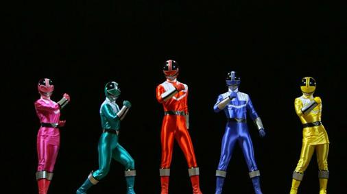 ゴーカイジャー ゴセイジャー スーパー戦隊199ヒーロー大決戦 主題歌 「スーパー戦隊 ヒーローゲッター〜199Ver,」 2000 未来戦隊タイムレンジャー