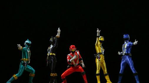 ゴーカイジャー ゴセイジャー スーパー戦隊199ヒーロー大決戦 主題歌 「スーパー戦隊 ヒーローゲッター〜199Ver,」 2008 炎神戦隊ゴーオンジャー