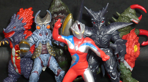 HG ウルトラマン Part,27 THE FIRST CONTACT編