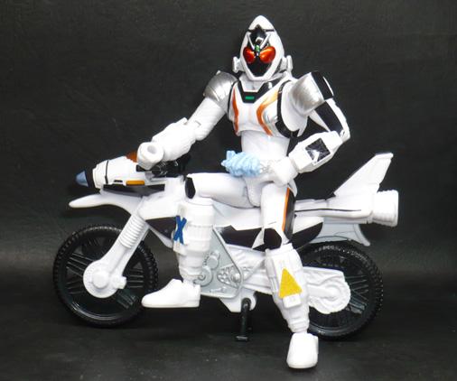 仮面ライダーフォーゼ ベースステイツ/マシンマッシグラー