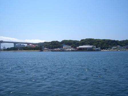 三崎港から城ヶ島