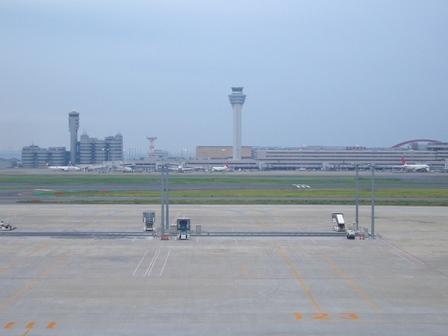 国際線ビルから第一ターミナル