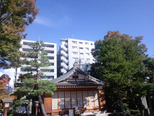 四柱神社3