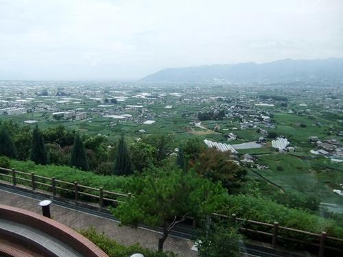 2011.7.29 山梨研修旅行(妻と) 028