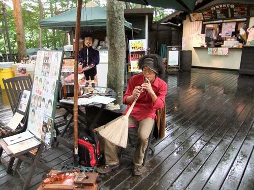 2011.7.29 山梨研修旅行(妻と) 073