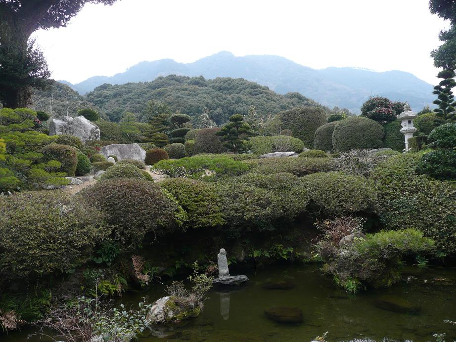 2011.01.19金龍寺借景庭園