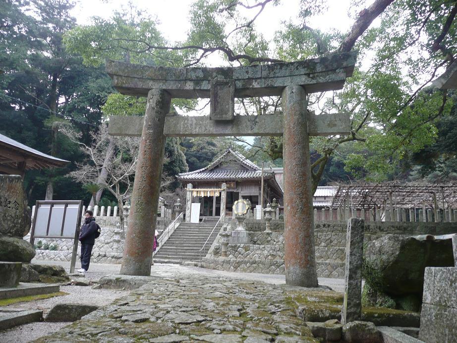 2011.01.19高祖神社全景