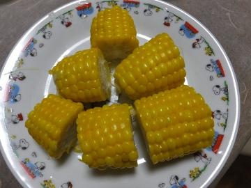 甘いトウモロコシ11