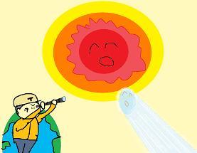 アイソン彗星を知る