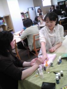 艶ちゃんの憩いの部屋-第7回セラピスト交流会 北浦和 IKUSEI