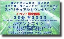 艶ちゃんの憩いの部屋-スピリチュアルカウンセリング JUNアソシエイツ