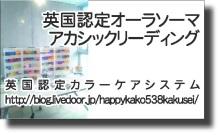 プチ癒しフェスタ公式ブログ-カラーケアシステム