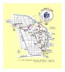 艶ちゃんの憩いの部屋-大田区 鍼灸治療院 マザーズキュア 地図