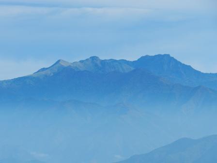 大川嶺近辺 雲海 3