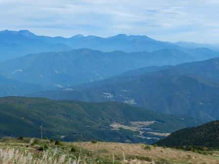 大川嶺近辺 眺望 2