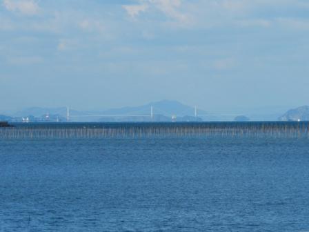 西条から 海の眺め 2