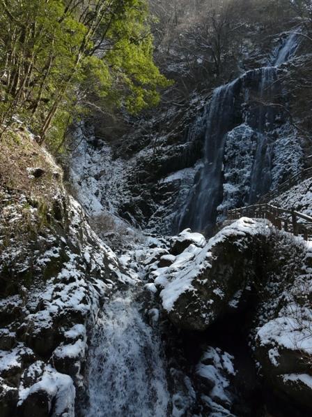 白猪の滝 5