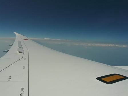 松山空港 ボーイング787-8 ドリームライナー 6