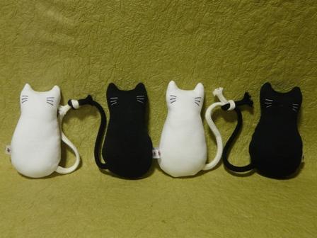 ネコのにぎにぎ 3