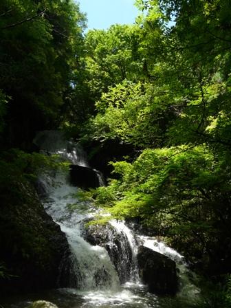 遅越の滝 1